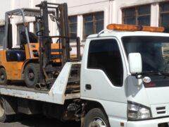 Краснодар: мужчина с помощью эвакуатора украл с парковки иномарку
