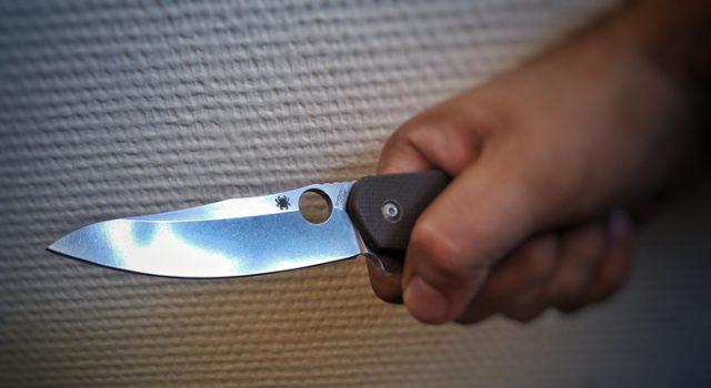 __нож преступление