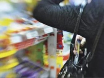 __магазинный вор
