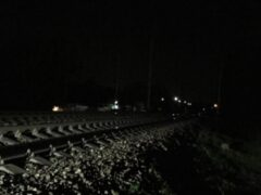 В Петербурге товарный поезд сбил мужчину насмерть