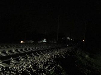 поезд рельсы