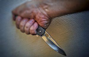 __нож убийство