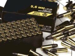 Калининградец нашел в сумке у помойки семь тысяч патронов