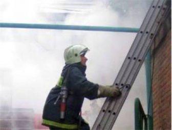 __пожарная лестница спасатель