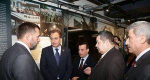 делегация парламента Сирии