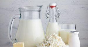 молоко творог масло