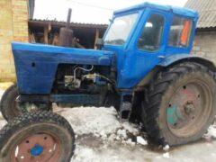 Угонщика трактора в Новосибирской области нашли за полчаса