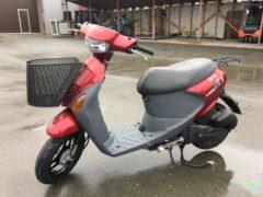 Лицеист похитил у жительницы Саратова дорогостоящий скутер