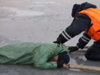 спасатель рыбак