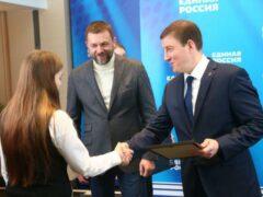 В Москве чествовали победителей литературного конкурса «Боевого братства»