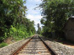 __ железная дорога