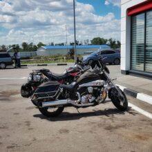 В Брянске полицейские отобрали у байкеров 48 мотоциклов