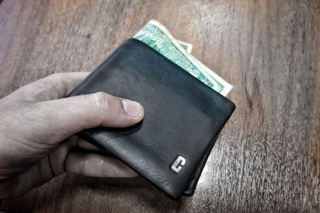 __ кошелек, деньги, доллар