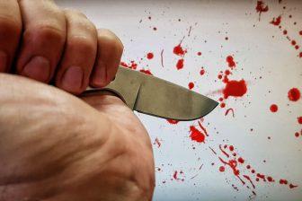 __ нож, кровь, убийство, зарезал