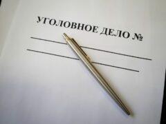 Новосибирец инсценировал собственное ограбление