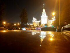 Танцевальный коллектив балета Игоря Моисеева снова произвел фуррор в российской столице