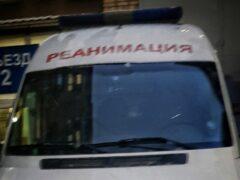 В Самарской области женщина с доской напала на машину «скорой помощи»