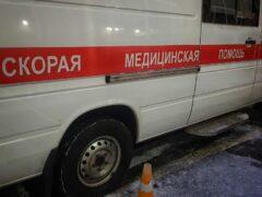 На севере Волгограда маршрутка врезалась в троллейбус
