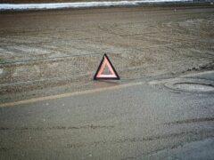 На Ставрополье прицеп с кукурузой врезался в маршрутку, пострадали двое