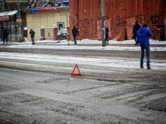 Под Брянском водитель Renault устроил крупное ДТП с двумя пострадавшими