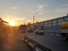 Перевозчики пугают Москву перебоями в поставках продуктов