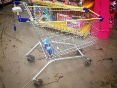 В тюменском гипермаркете потерялись три маленькие девочки