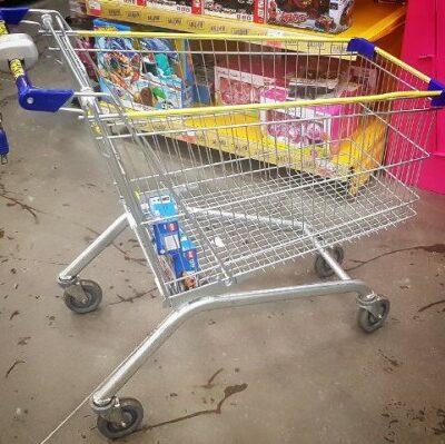 __тележка продуктовая магазин