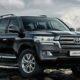 Ангарчане купили автомобиль Toyota Land Cruiser 200, чтобы угнать его и получить страховку