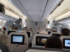 С рейса Уфа-Анталья сняли пьяного авиадебошира