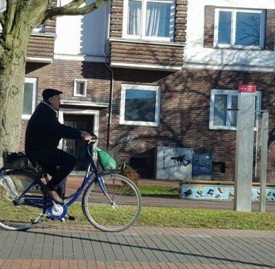 __ велосипедист