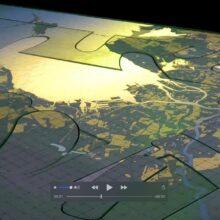 МФК «АЭРОПОРТСИТИ Санкт-Петербург» подготовил презентационный макет развития делового комплекса