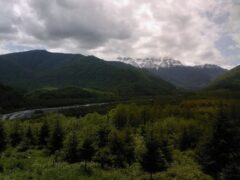 Туристка из Екатеринбурга упала с параплана в горах Кабардино-Балкарии