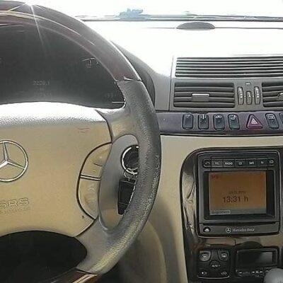 авто, Mercedes, салон