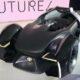 В Токио Toyota показала двухместный концепт e-Racer