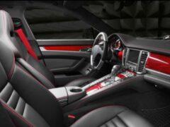 В Porsche разработали кресло-кровать для водителя