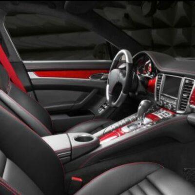 Porsche кресло-кровать для водителя