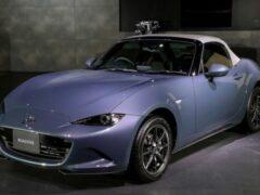 Mazda назвала дату продаж обновленных моделей Roadster и Roadster RF