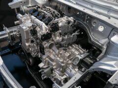 Mazda показала на видео роторный двигатель