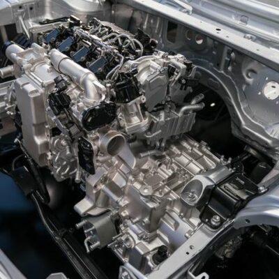 Mazda, роторный двигатель