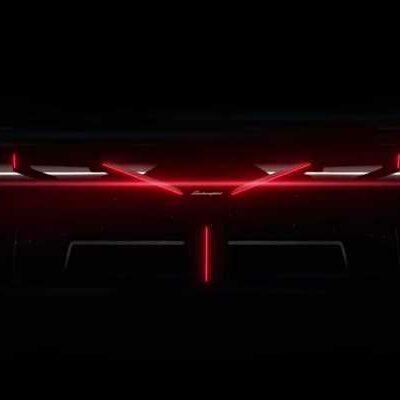 Lamborghini Vision Gran Turismo
