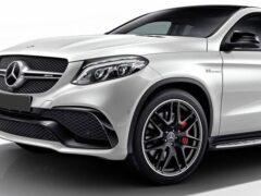 Гибридные Mercedes-AMG GLE и GLS 63S прибавили в мощности