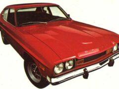 Ford снова захотел возродить спорткар Capri