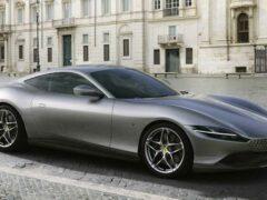 Ferrari представила новое купе Roma