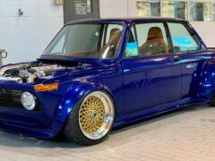 Dalmakis Performance полностью перекроил старинный BMW
