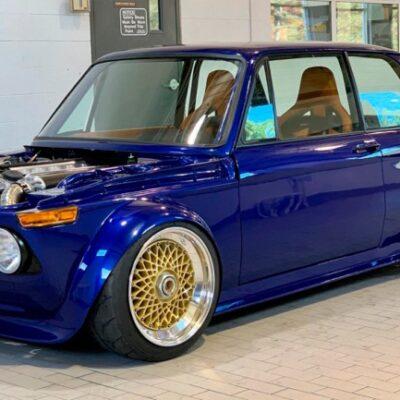 BMW MBeast
