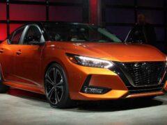 Состоялся дебют седана Nissan Sentra нового поколения