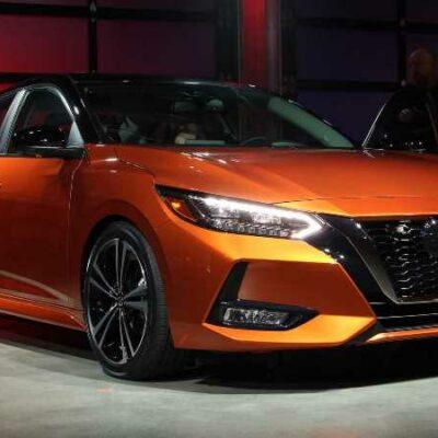 Nissan Sentra новой генерации