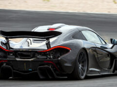 McLaren представит свой новый гибридный суперкар