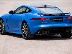 В России начали продавать обновленный Jaguar F-Type