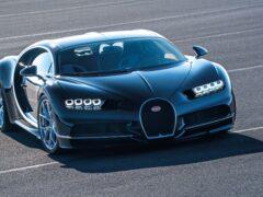 Назван ТОП-5 самых быстрых серийных авто в мире